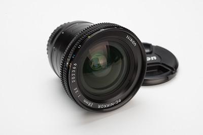 尼康28mm移轴 PC-Nikkor 28mm F/3.5