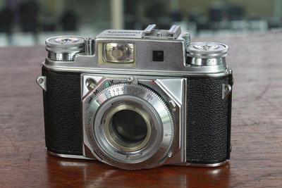 福伦达至尊II机身 胶卷相机
