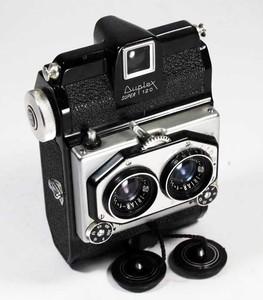 产量稀少的意大利 ISO 立体相机