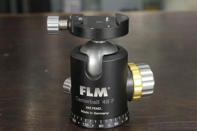 德国孚勒姆 CB48F-S 球形云台适合 FLM 30系列三