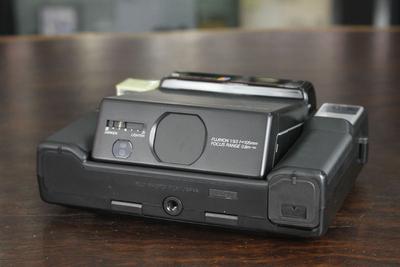 富士880相机 一次成像