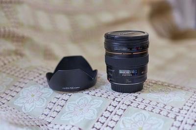 20mm f/2.8 ,带遮光罩, 送肯高 UV