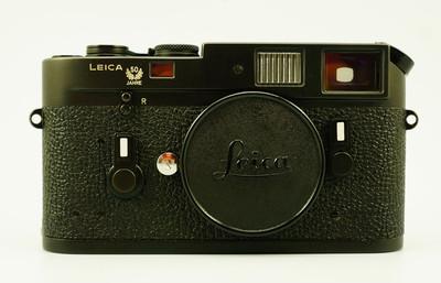 M4 50周年纪念版 黑漆版 带包装 收藏级别机器
