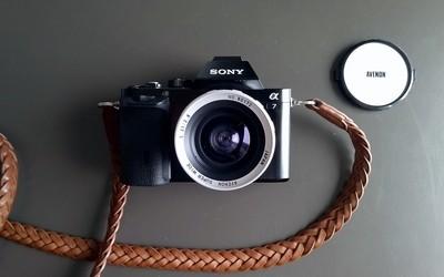 自用 AVENON SUPER WIDE 21mm F/2.8 L39螺口 镜头