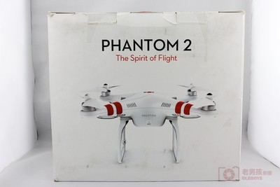 DJI大疆精灵Phantom 2 航拍无人机遥控高清航拍无人机四轴飞行器