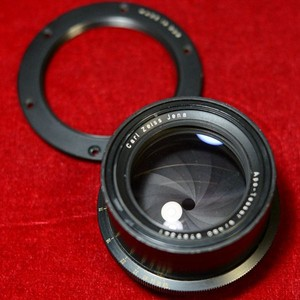 Carl Zeiss Jena Apo Tessar 480mm F9