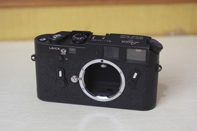 徕卡 M4 黑漆 50周年纪念版