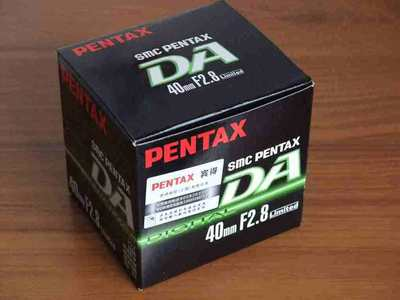 宾得饼干_绿圈DA 40mm F2.8 Limited