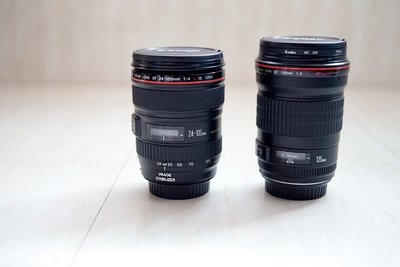 佳能 135 f2  24-105 f4 镜头两支