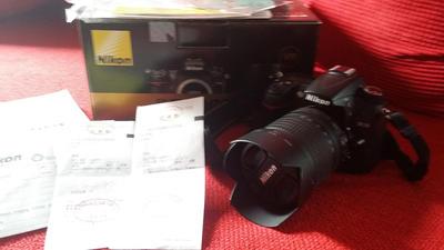 尼康D7000+18-105 VR套机