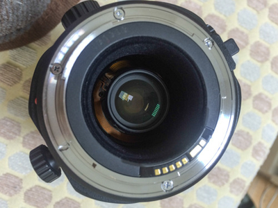 TS-E 24 MM F/3.5L II