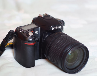 尼康D80相机+18-135镜头+50 F1.8D镜头