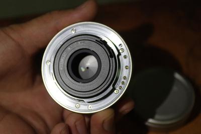 9.8新宾得 DA70 红圈HD镀膜