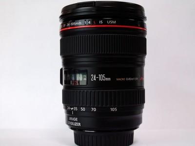 佳能24-105/4L IS USM 24-105 5D3