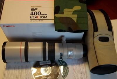 400mmf5.6,456定焦小炮90新带包装镜头袋等送炮衣
