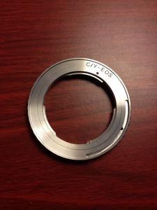 YC-EOS 转接环,铜环,50元白菜价(价太低不包邮)