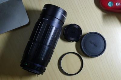 爱展能 安琴 ANGENIEUX 70-210mm F3.5