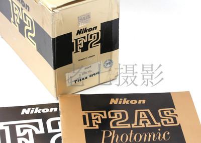 Nikon F2 钛 好成色带包装 L00383
