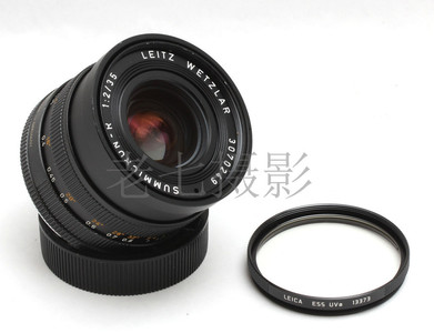 Leica/徕卡 Summicron R 35/2 二代 E55 带UV L00570