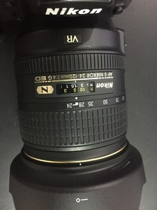 24-120 F4G  ED  VR