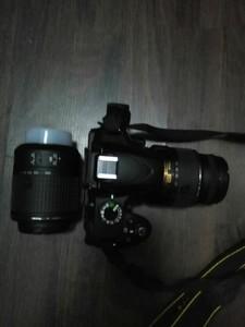 99新尼康D3200双镜头套机
