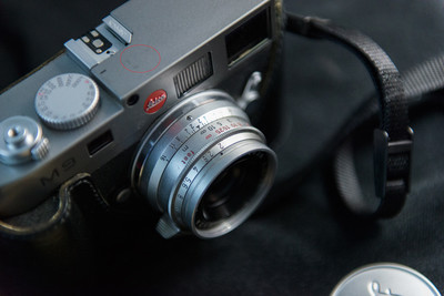 Leica SUMMICRON 35mm  f2.0一代,徕卡,八枚玉