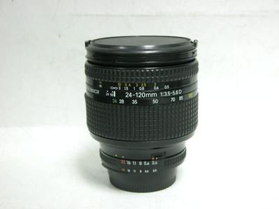 出售尼康24-120镜头一个