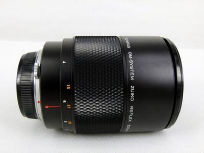 奥林巴斯OM 500/8 折反镜头