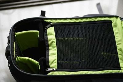 徒步TUBU6069双肩摄影包,用坏终身换新。