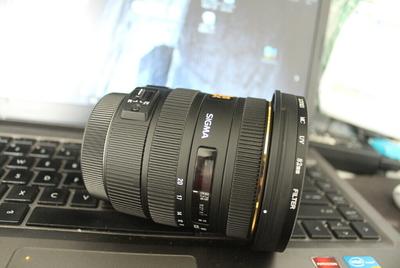 成色极好的适马sigma 10-20 F3.5 EX DC