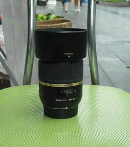 出95新 腾龙60 F2.0微距镜头一只 尼康口