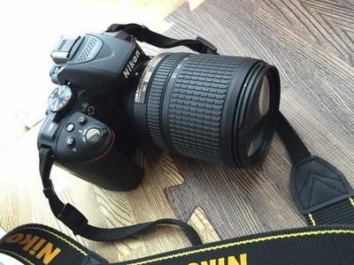 D5300 套机出售 18-140mm 原厂镜头