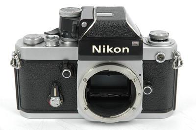 Nikon F2  胶片单反相机机身.