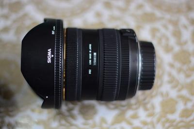 适马10-20mm,F3.5 恒定光圈,尼康卡口超广角镜头