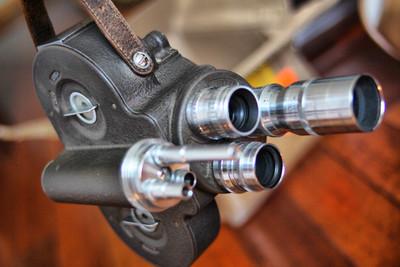 bell&howell 16mm胶片摄像机 woll
