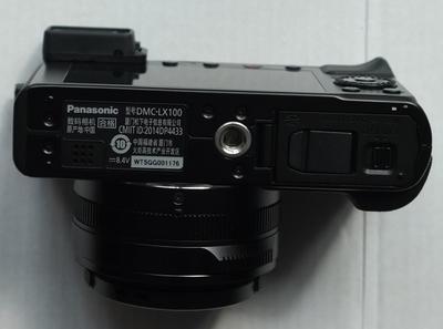 国行 LX100 黑色,配件丰富,成色完美