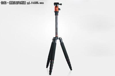 9成9新富图宝X-4C碳纤维单反三脚架数码相机便携三角架可反
