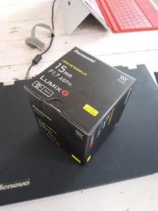 【盒装】松下 15mm F1.7 LEICA徕卡15 1.7