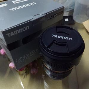 24-70mm f2.8 VC 佳能口