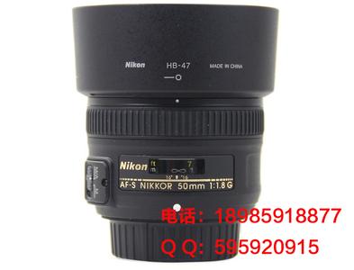 尼康AF-S 50mm f/1.8G