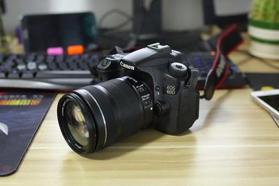 佳能60D 套机 18-135二代  STM 镜头