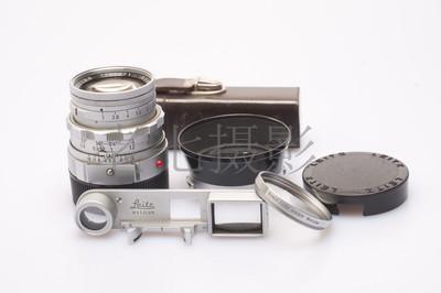 Leica/徕卡 Summicron M 50/2 DR 带眼镜  C00712