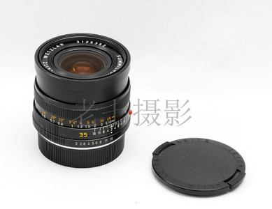 90新 徕卡 Leica/徕卡 Summicron R 35/2 E55 二代 使用级 L00285