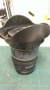 佳能原厂超广角镜头 EFS-10-22 F3.5-4.5