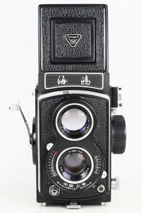 海鸥 4A-103 国产120胶片双反相机 出口版 带包装盒