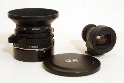 限量版理光 RICOH GR 28mm/f2.8 L39螺口