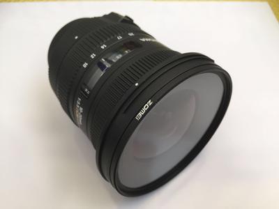 适马 sigma10-20mm F3.5  EX DC(尼康
