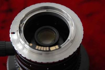 PC   28/3.5  移轴镜头
