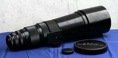 宾得M42卡口500MM F4.5大炮