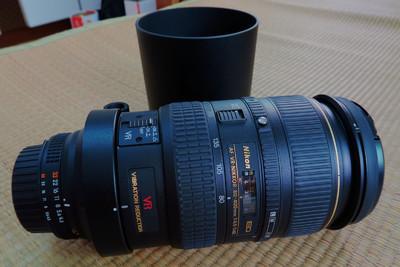 80-400VR 4-5.6D